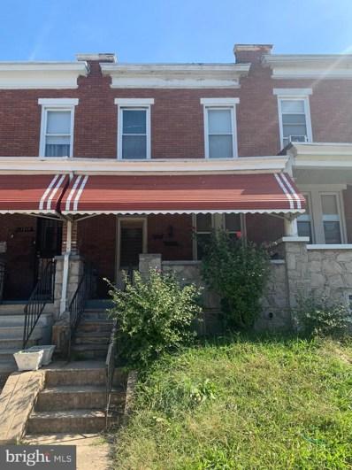 1217 N Ellwood Avenue, Baltimore, MD 21213 - #: MDBA2000159