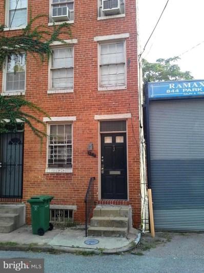 879 Tyson Street, Baltimore, MD 21201 - #: MDBA2000171