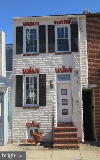 1201 S Ellwood Avenue, Baltimore, MD 21224 - #: MDBA2000175