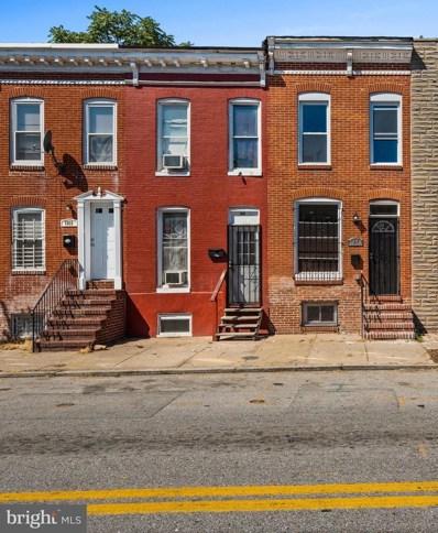 1258 Washington Boulevard, Baltimore, MD 21230 - #: MDBA2000181
