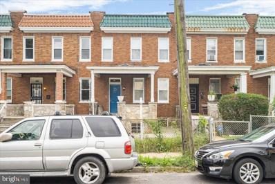 3323 W Garrison Avenue, Baltimore, MD 21215 - #: MDBA2000189
