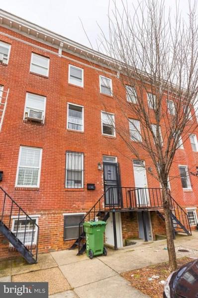 340 S Calhoun Street, Baltimore, MD 21223 - #: MDBA2000220