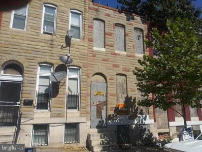 2526 W Baltimore Street, Baltimore, MD 21223 - #: MDBA2000274