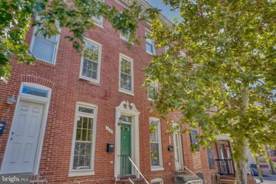 1645 S Hanover Street, Baltimore, MD 21230 - #: MDBA2000275