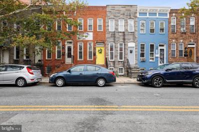 1157 W Hamburg Street, Baltimore, MD 21230 - #: MDBA2000279