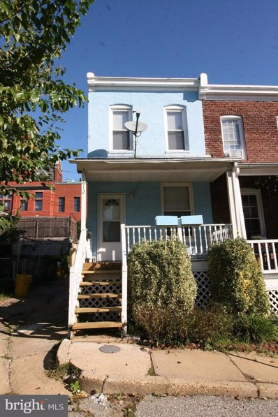 612 Harding Place, Baltimore, MD 21211 - #: MDBA2000298
