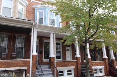 1717 Ruxton Avenue, Baltimore, MD 21216 - #: MDBA2000345