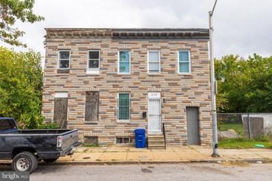 1730 Gorsuch Avenue, Baltimore, MD 21218 - #: MDBA2000367