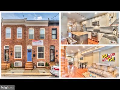 721 S Glover Street, Baltimore, MD 21224 - #: MDBA2000387