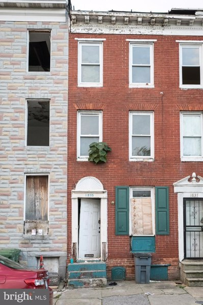 1835 McHenry Street, Baltimore, MD 21223 - #: MDBA2000399