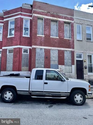 1203 Clendenin Street, Baltimore, MD 21217 - #: MDBA2000417