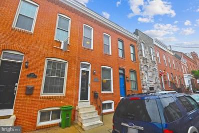 130 E Clement Street, Baltimore, MD 21230 - #: MDBA2000436