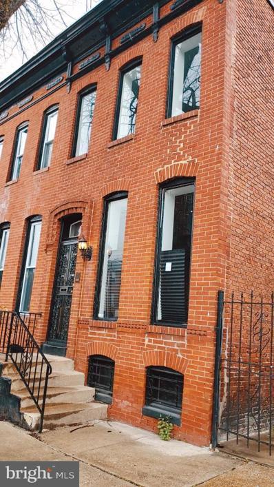 541 Gold Street, Baltimore, MD 21217 - #: MDBA2000471