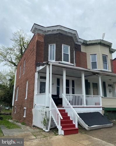 607 Richwood Avenue, Baltimore, MD 21212 - #: MDBA2000486