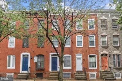 307 Scott Street, Baltimore, MD 21230 - #: MDBA2000490