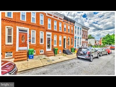 7 E Heath Street, Baltimore, MD 21230 - #: MDBA2000520