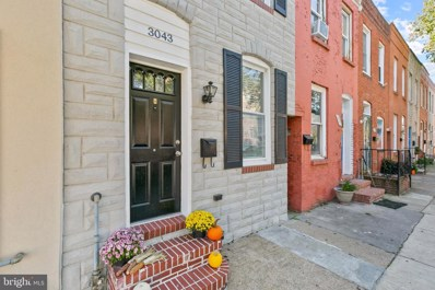 3043 Elliott Street, Baltimore, MD 21224 - #: MDBA2000521