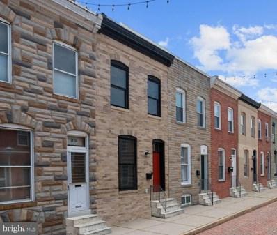 27 N Streeper Street, Baltimore, MD 21224 - #: MDBA2000522