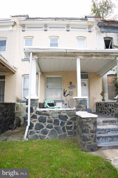 4102 Park Heights Avenue, Baltimore, MD 21215 - #: MDBA2000529