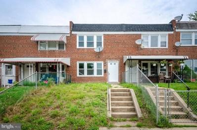 2419 Harriet Avenue, Baltimore, MD 21230 - #: MDBA2000530