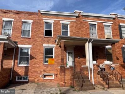 604 N Clinton Street, Baltimore, MD 21205 - #: MDBA2000569