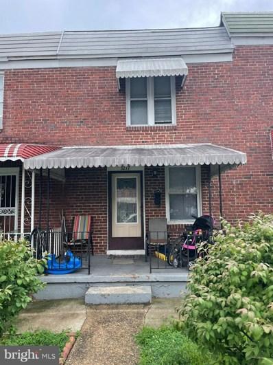 3217 Kentucky Avenue, Baltimore, MD 21213 - #: MDBA2000587