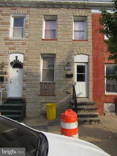 1228 W Pratt Street, Baltimore, MD 21223 - #: MDBA2000589