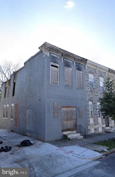 1631 E Federal Street, Baltimore, MD 21213 - #: MDBA2000615
