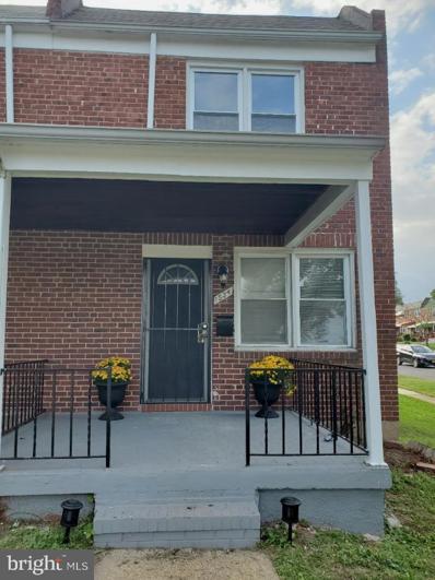 1534 N Kenwood Avenue, Baltimore, MD 21213 - #: MDBA2000647