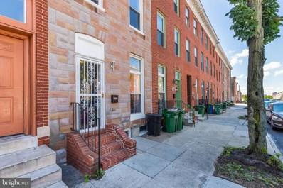 1235 N Bond Street, Baltimore, MD 21213 - #: MDBA2000648