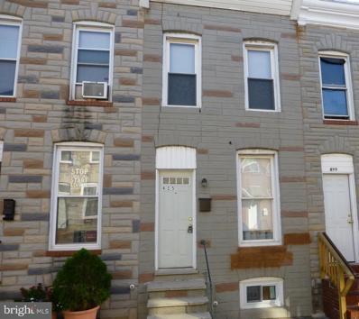 425 N Rose Street, Baltimore, MD 21224 - #: MDBA2000653