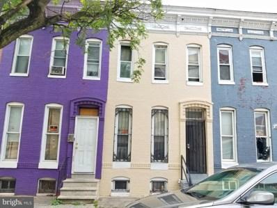 723 Baker Street, Baltimore, MD 21217 - #: MDBA2000686