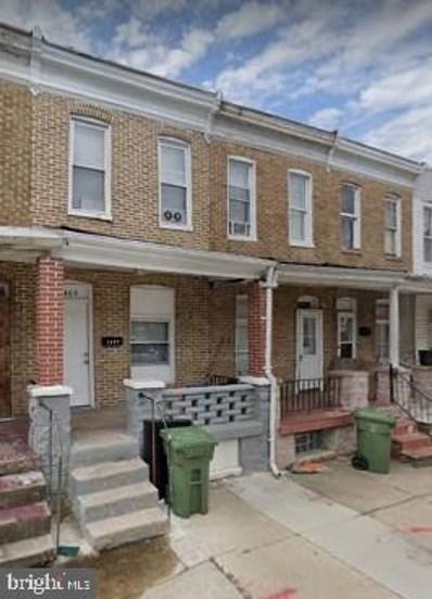 2409 Llewelyn Avenue, Baltimore, MD 21213 - #: MDBA2000709