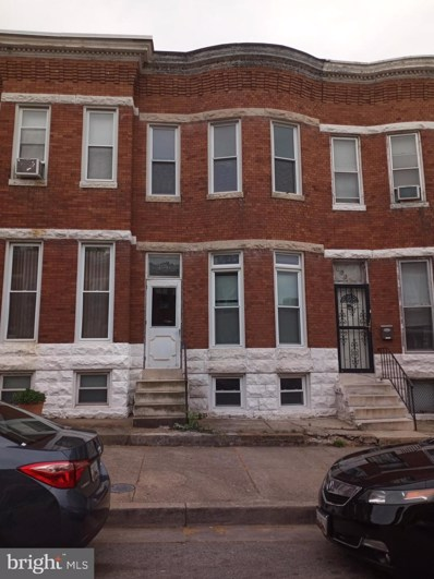 1931 W Saratoga Street, Baltimore, MD 21223 - #: MDBA2000738
