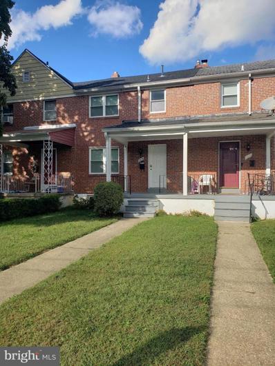 1918 Woodbourne Avenue, Baltimore, MD 21239 - #: MDBA2000747
