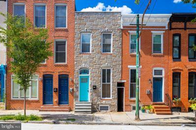 404 E Fort Avenue, Baltimore, MD 21230 - #: MDBA2000760