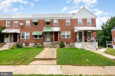 3630 Kenyon Avenue, Baltimore, MD 21213 - #: MDBA2000781