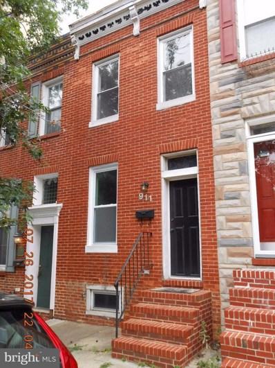 911 S Baylis Street, Baltimore, MD 21224 - #: MDBA2000794