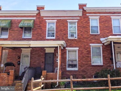 1905 Grinnalds Avenue, Baltimore, MD 21230 - #: MDBA2000812