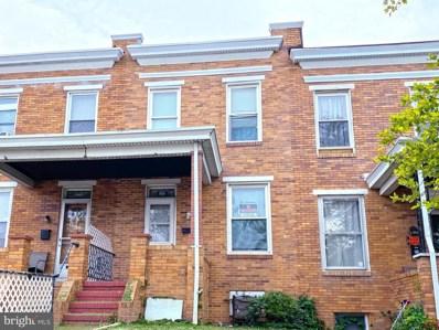 1908 Grinnalds Avenue, Baltimore, MD 21230 - #: MDBA2000816