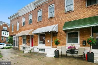 642 S Lehigh Street, Baltimore, MD 21224 - #: MDBA2000840