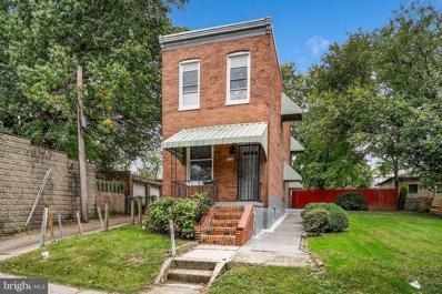 1810 Wilmington Avenue, Baltimore, MD 21230 - #: MDBA2000849