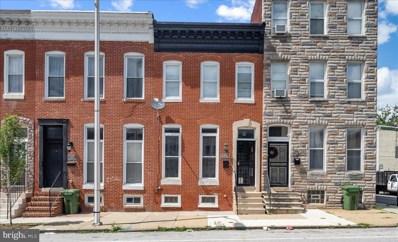 1416 E Biddle Street, Baltimore, MD 21213 - #: MDBA2000898