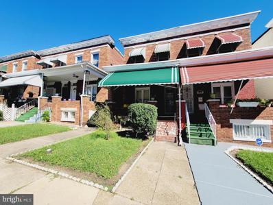 627 N Bentalou Street, Baltimore, MD 21216 - #: MDBA2000917