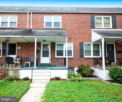 4218 Edgehill Avenue, Baltimore, MD 21211 - #: MDBA2000965
