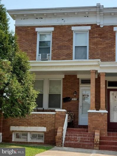2849 Brendan Avenue, Baltimore, MD 21213 - #: MDBA2000976