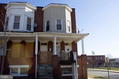 1701 N Pulaski Street, Baltimore, MD 21217 - #: MDBA2000981