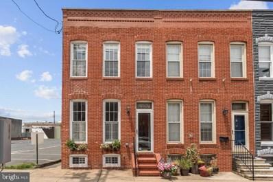 1324 Hull Street, Baltimore, MD 21230 - #: MDBA2000994
