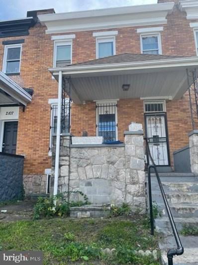 2109 Presbury, Baltimore, MD 21217 - #: MDBA2000995