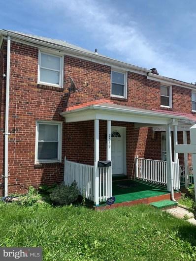 2519 N Ellamont Street N, Baltimore, MD 21216 - #: MDBA2000996